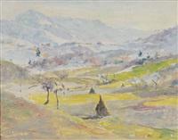 paesaggio montano by tony piccolotto