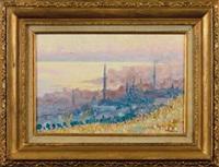 istanbul by konstantinos maleas