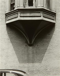 chicago facade 21 by aaron siskind