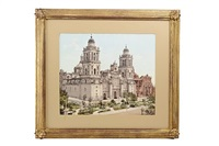 the catedral of mexico by jackson