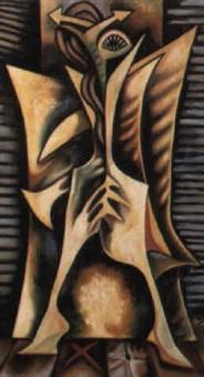 transfiguracion by roberto diago