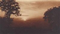 coucher de soleil by jaromir funke