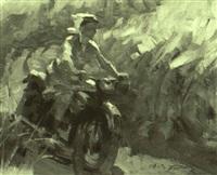 collective farm brigadier by serguei babkov