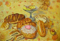 bread and cakes by rimma ivanovna kurilovich