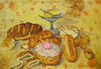 bread and cakes by rimma ivanovna kurilovich