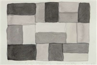 image no. 3, wall of light, barcelona by sean scully
