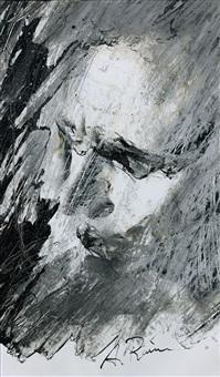portrait by arnulf rainer