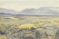 australian landscape by theodore penleigh boyd