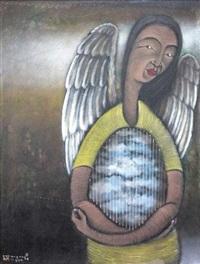 angel by made w. valasara