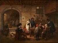 le déjeuner du peintre by jean baptiste madou