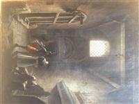 galilée en prison by vincenzo abbati