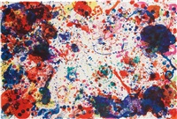 for james kirsch by sam francis