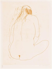 the back by brett whiteley