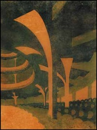 theatre by sybil andrews