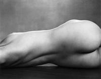 nude, 1925 by edward weston