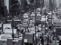fifth avenue by andreas feininger