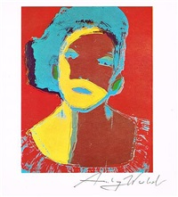 ladies and gentlemen by andy warhol