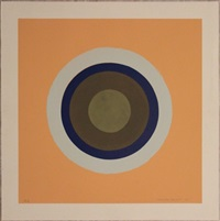 untitled by kenneth noland