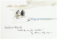kuerner's house by andrew wyeth