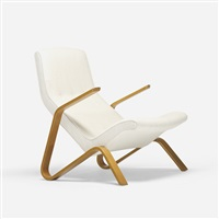 grasshopper lounge chair by eero saarinen