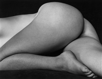 nude, 1934 by edward weston