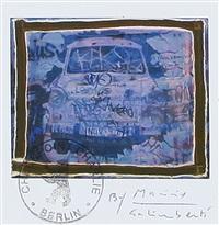 wall trabby by maurizio galimberti