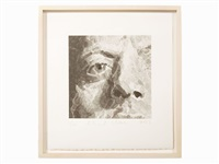 phil fragment by chuck close