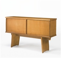 sideboard by charlotte perriand & pierre jeanneret