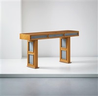 console by jean royère