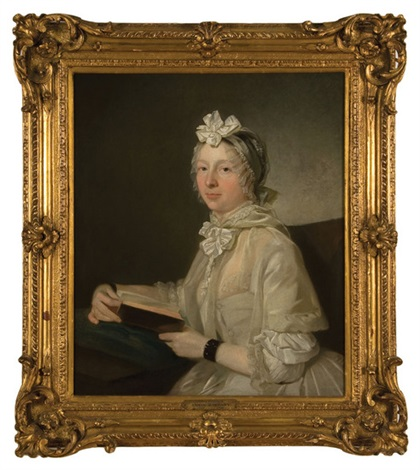 portrait of a lady mrs garrick by johann joseph zoffany