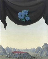 le palais des souvenirs by rené magritte