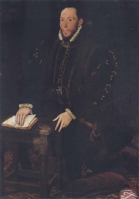 portrait of the blessed thomas percy, 7th earl of northumberland by steven van der meulen