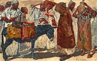 i want to go to the souk too, abi by erich wolfsfeld