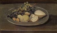 assiette de fruits by andré derain