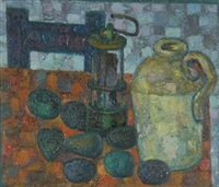 still life with jar by tom macdonald