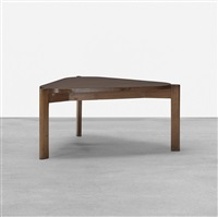 coffee table from chandigarh by pierre jeanneret