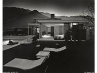 kaufmann house, palm springs, richard neutra, architect by julius shulman