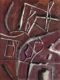 composizione murale circa by mario sironi