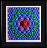 tet cie by victor vasarely