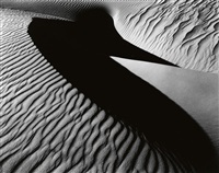 bird dune, oceano by brett weston