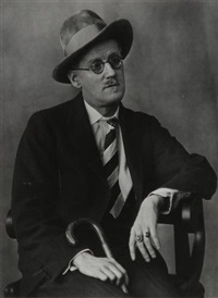 james joyce - paris by berenice abbott