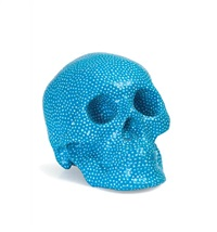 untitled (skull) by chen fei