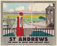 st. andrews by reginald edward higgins