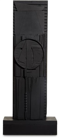cascades perpendicular xx by louise nevelson