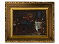 christ in the house of simon by carlo dolci