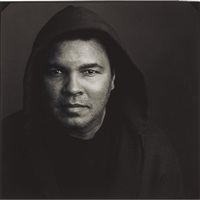 muhammed ali, new york by annie leibovitz