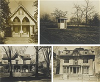 selected studies of new england architecture by walker evans