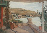 terrace to balcic by cecilia cutescu storck