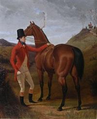 portrait of w.h. williamson esq. by george f. ashton