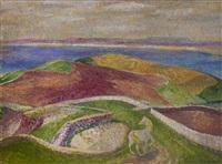 landscape by rudolf helmut sauter
